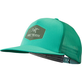 Arc'teryx Hexagonal Trucker Hat, levitate
